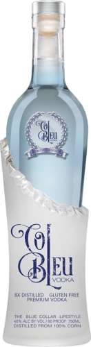 Col Bleu Bottle Smaller
